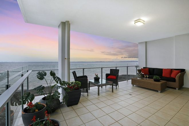 Picture of 504/6-12 Oxley Avenue, WOODY POINT QLD 4019