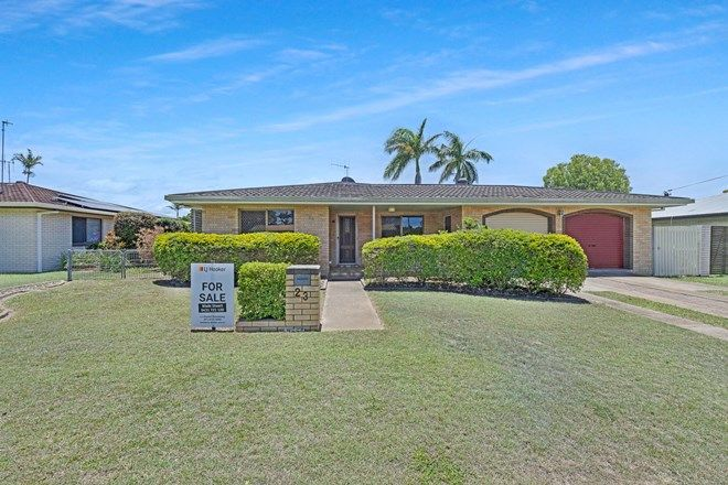 Picture of 23 McLachlan Drive, AVENELL HEIGHTS QLD 4670