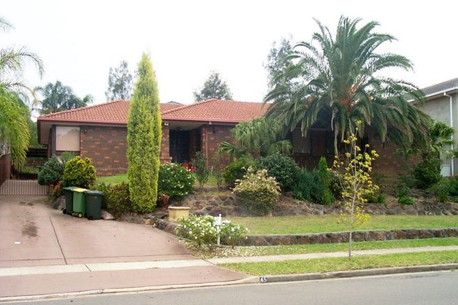 Picture of 45 BEGOVICH CRES, ABBOTSBURY NSW 2176