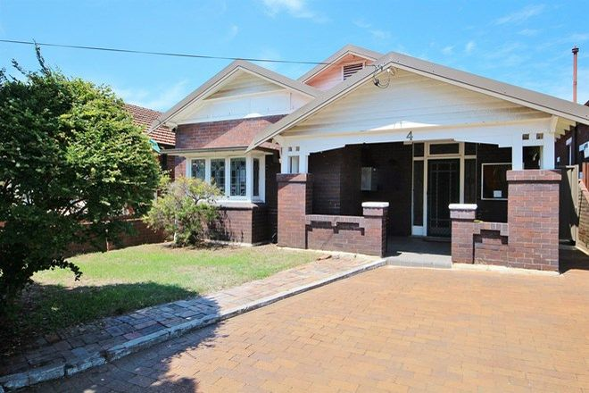 Picture of 4 Arthur Street, RANDWICK NSW 2031