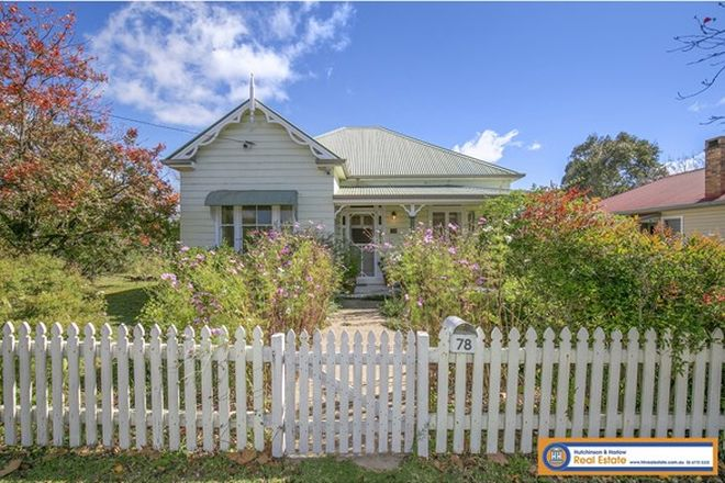 Picture of 78 Kennedy Street, ARMIDALE NSW 2350