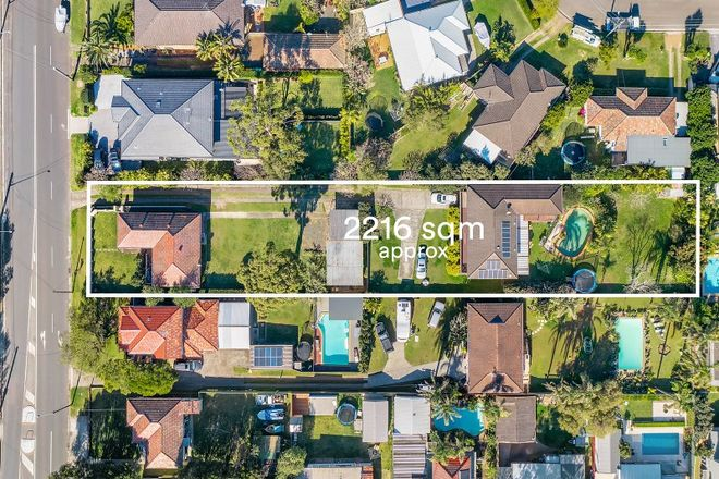 Picture of 5 & 5a Gannons Road, CARINGBAH NSW 2229