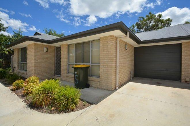 Picture of 5 - 208 Wood Street, WARWICK QLD 4370