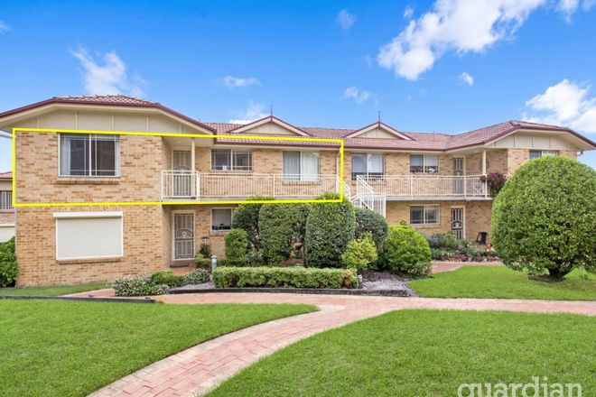Picture of 11/5 Stonelea Court, DURAL NSW 2158