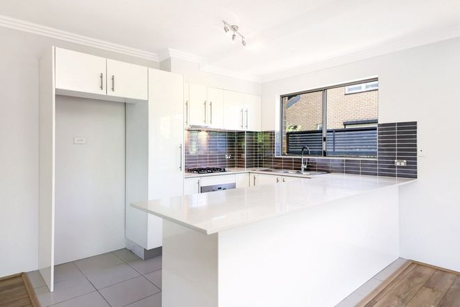 Picture of 12/40-42 Chandos Street, ASHFIELD NSW 2131