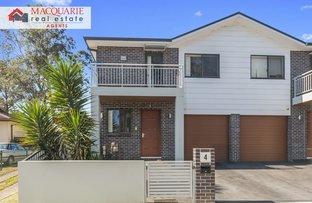 Picture of 4/1 Harold  Street, Macquarie Fields NSW 2564
