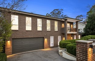 Picture of 10 Bushlands Avenue, Hornsby Heights NSW 2077