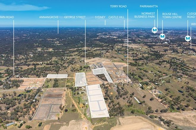 Picture of Lot 302 Terry Road, BOX HILL NSW 2765