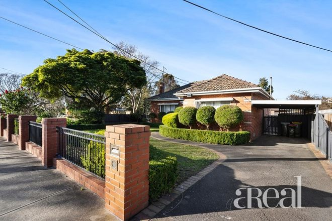 Picture of 8 Edgoose Avenue, MONT ALBERT NORTH VIC 3129
