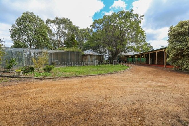 Picture of 167 Telegraph Road, MONJINGUP WA 6450