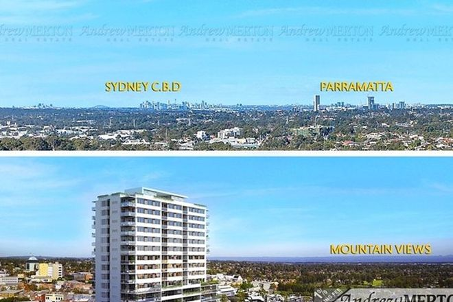 Picture of 1902/5 Second Avenue, BLACKTOWN NSW 2148