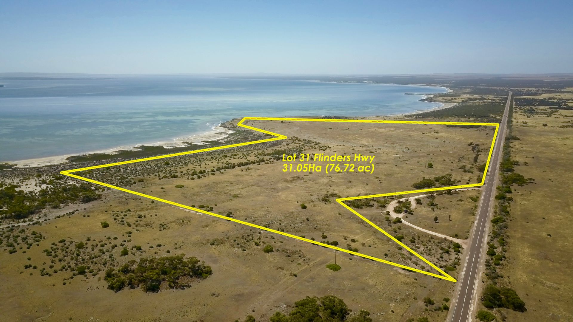 Lot 31 Flinders Highway, Port Kenny SA 5671, Image 0