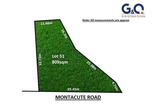 Picture of Montacute Road, HECTORVILLE SA 5073