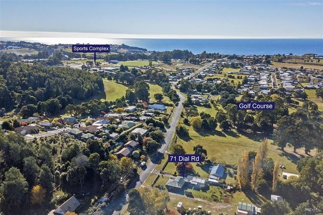 Picture of 71 Dial Road, PENGUIN TAS 7316