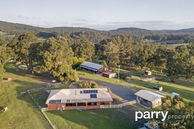 Picture of 115 Lamont Road, GLENGARRY TAS 7275