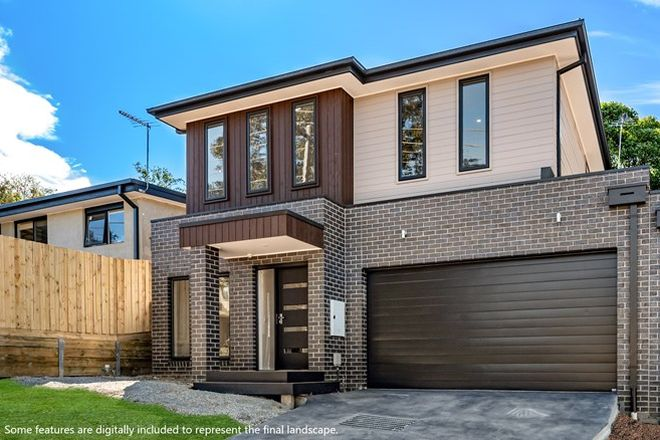 Picture of 8A Central Avenue, MOOROOLBARK VIC 3138