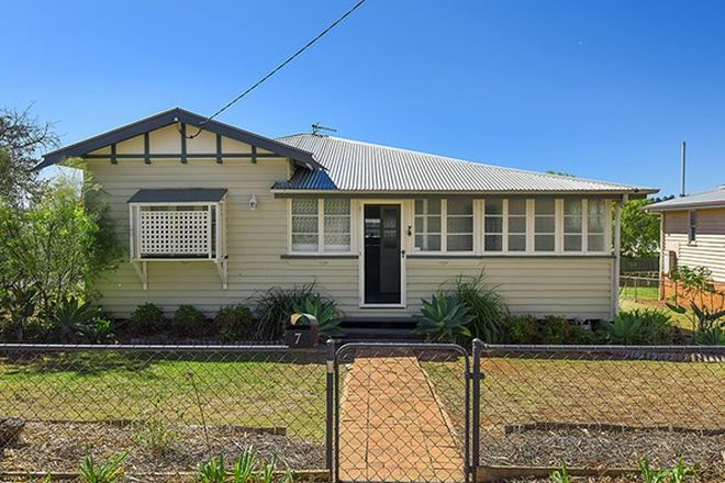 Picture of 7 Roseberry Street, NORTH TOOWOOMBA QLD 4350