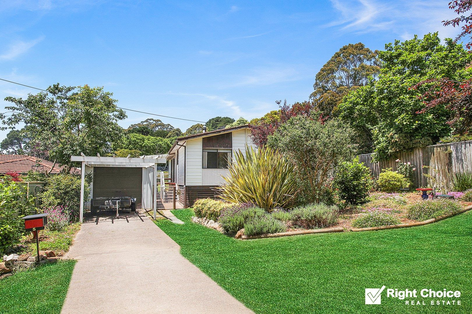 5 Armstrong Crescent, Robertson NSW 2577, Image 0