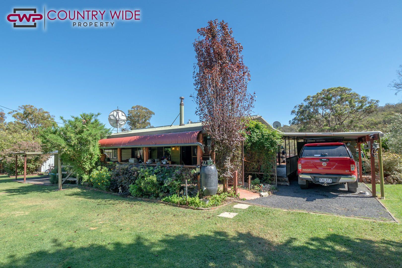 2104 Emmaville Road, Reddestone NSW 2370