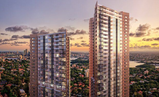 Level 21/472-486 Pacific Hwy, St Leonards NSW 2065, Image 1