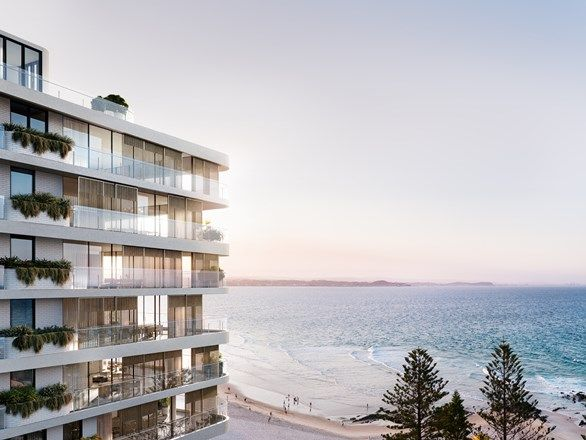 Picture of 202/1 Petrie Street, Rainbow Bay