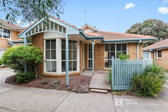 Picture of 3/6 Mahoneys Street, TEMPLESTOWE LOWER VIC 3107