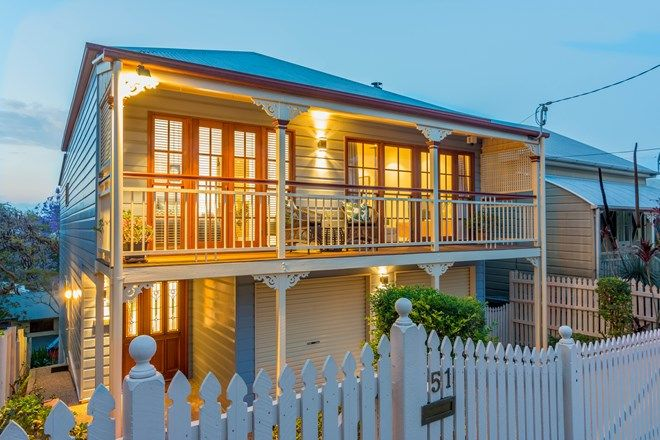 Picture of 51 Tooth Avenue, PADDINGTON QLD 4064