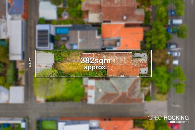Picture of 93 Harold Street, MIDDLE PARK VIC 3206