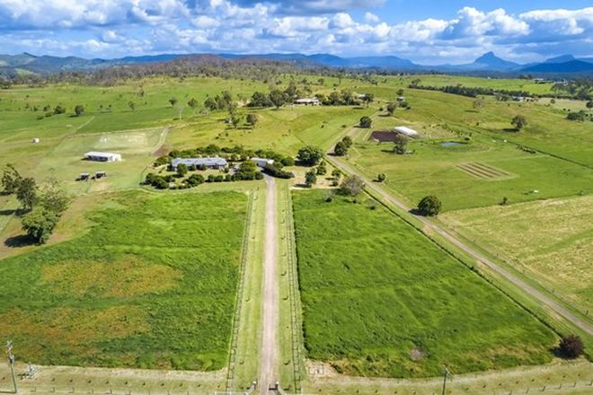 Picture of 218 Oaky Creek Road, OAKY CREEK QLD 4285
