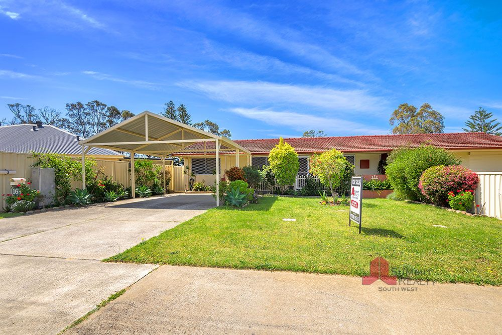16A Whitley Place, Withers WA 6230, Image 0
