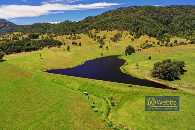 Picture of 155 Wenham Cox Rd, GLOUCESTER NSW 2422