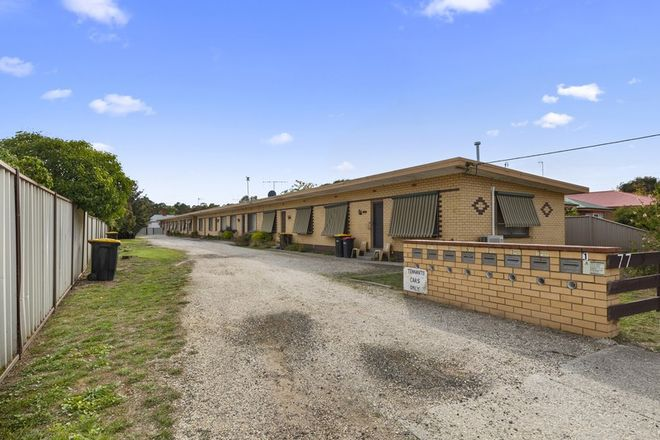 Picture of 4/77 Wimble Street, SEYMOUR VIC 3660