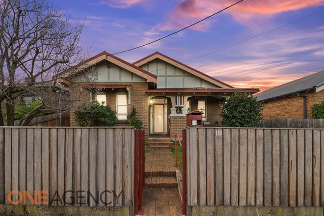 Picture of 119 Prince  Street, ORANGE NSW 2800