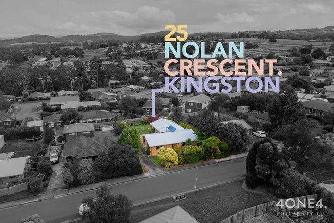 Picture of 25 Nolan Crescent, KINGSTON TAS 7050