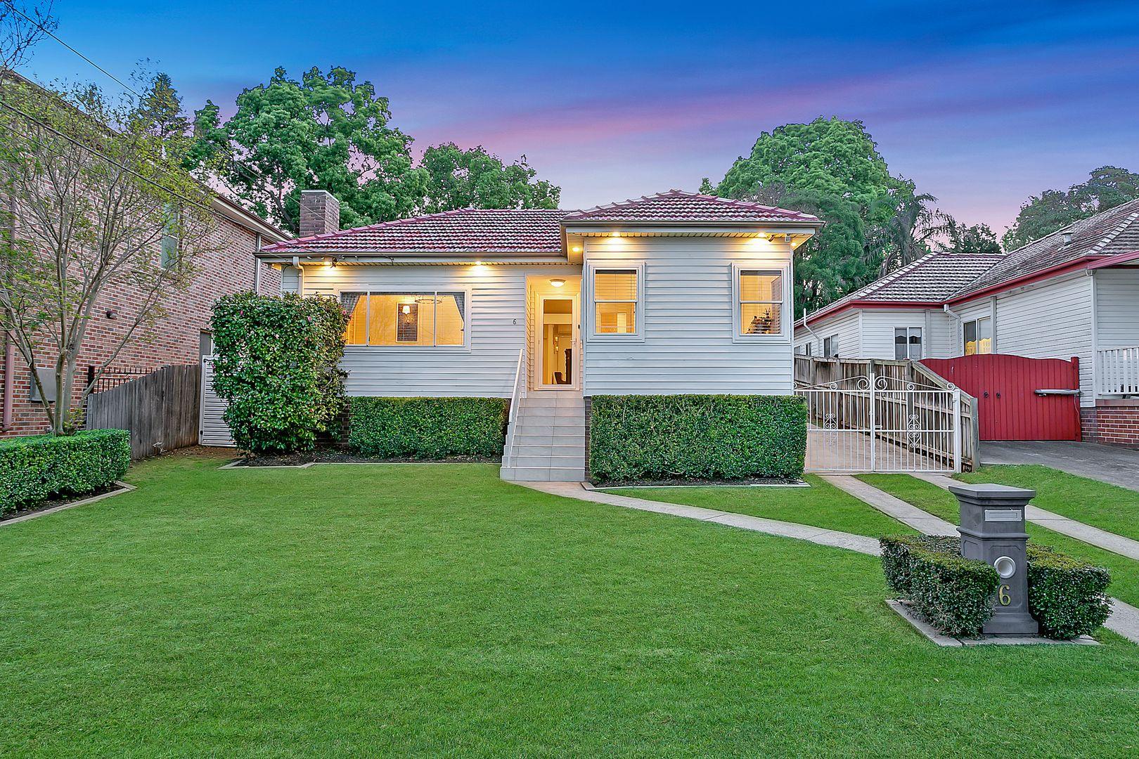 6 Hughes Avenue, Ermington NSW 2115, Image 0