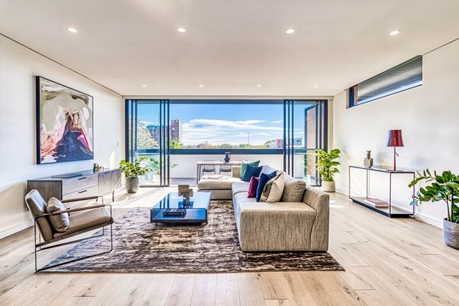 Picture of Penthouse/45 Atchison Street, CROWS NEST NSW 2065