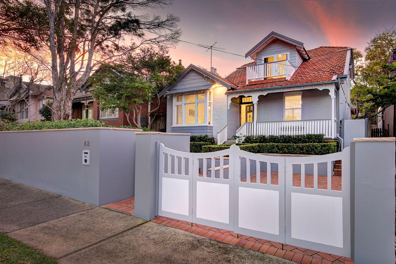 83 Holt  Avenue, Mosman NSW 2088, Image 0