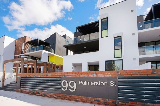 Picture of 115/99 Palmerston Street, PERTH WA 6000