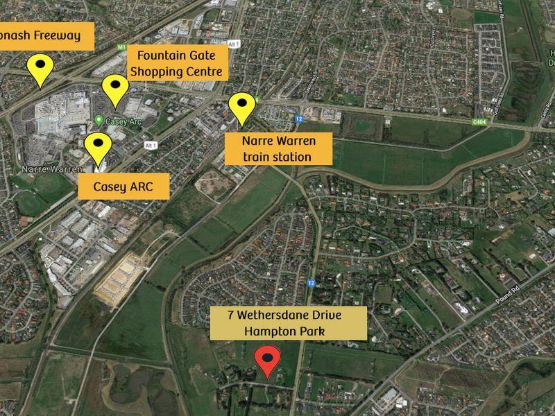 7 Wethersdane Drive, Hampton Park VIC 3976, Image 2