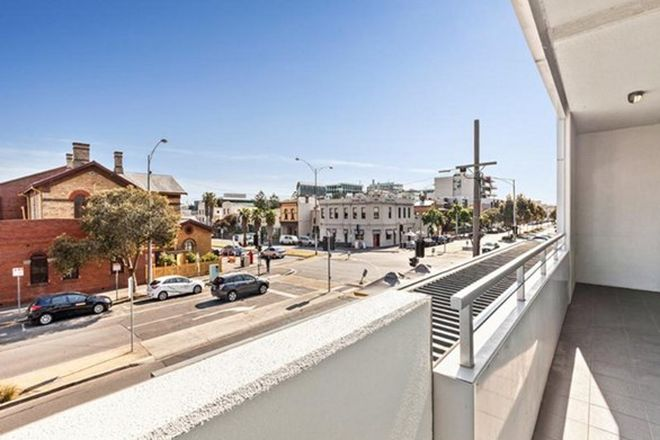 Picture of 204C/142 Rouse Street, PORT MELBOURNE VIC 3207