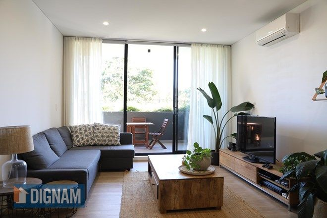 Picture of 102/14 Auburn Street, WOLLONGONG NSW 2500