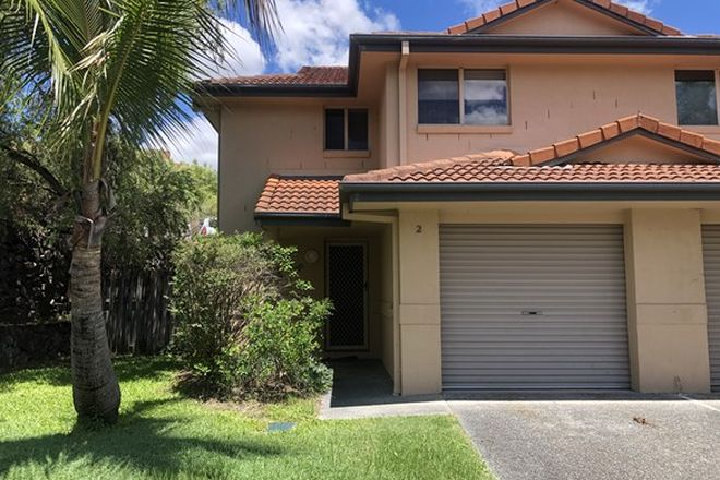 Picture of 2/99 Greenacre Drive, PARKWOOD QLD 4214