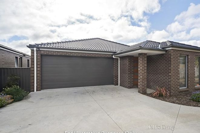 Picture of 3/1 Cecile Court, BALLARAT EAST VIC 3350