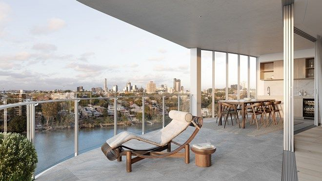 Picture of 1101/160 Macquarie Street, St Lucia