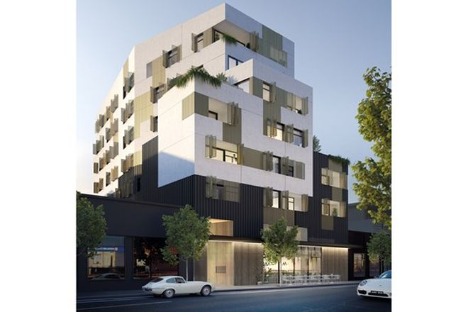 Picture of 402/316-322 Johnston Street, ABBOTSFORD VIC 3067