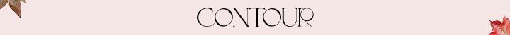 Branding for Contour