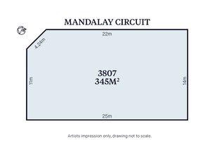 Picture of Lot 3807 (249) Mandalay Circuit, Beveridge VIC 3753