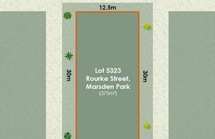 Picture of Lot 5323/3 Rourke Street, Marsden Park NSW 2765