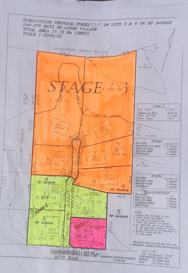 261-275 Hotz Road, Logan Village QLD 4207, Image 1