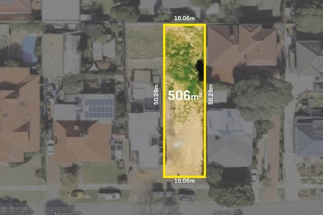 Picture of 19A Maple Street, LATHLAIN WA 6100